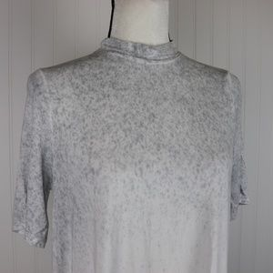 American Eagle Outfitters Tops - AE Soft & Sexy Mock Neck Tee Size M